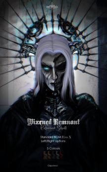 /VaeV\ 'Wizened Remnant' BOM/Evo X Exposed Skull