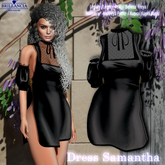 Brillancia - Dress Samantha black