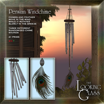 TLG - Persian Windchime