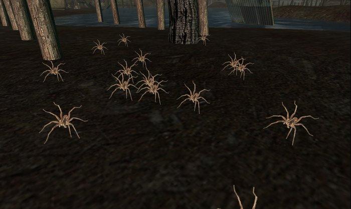 Spider Spawner!