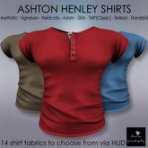 Ashton Henley Shirt (Wear Me)