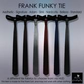 Frank Funky Tie (Wear Me)