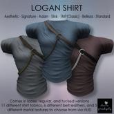 Logan Shirt (Wear Me)