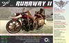 <3 JFC RUNAWAY II (Bike, Chopper, Motorcycle)