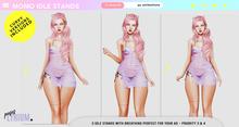 Lyrium. Momo Standing Animations