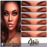 .:the-HAUS:. Winter Applier & BOM Eyebrows (Genus Project)