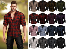 BRON - Axel Shirt - Fatpack