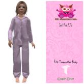 {~LMI~} Soft Pink PJ's {TW} (Unpacker)