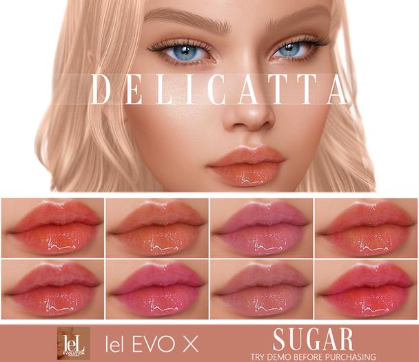 Delicatta - Sugar (LeLUTKA Evolution/Evolution X)