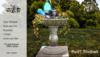 W&Co. Fairy Birdbath (boxed)