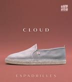 [Deadwool] Espadrilles - cloud