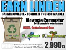 Small Biowaste Composter B5