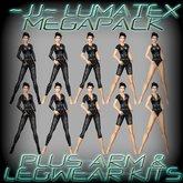 ~JJ~ LumaTex Body Suit (MegaPack)