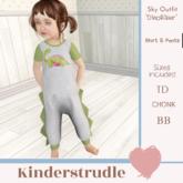 :Kinderstrudle: Sky Outfit - DinoRawr (ADD)