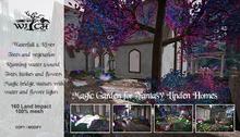W&Co. Magic Garden LH Fantasy Rosebrooke