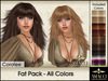 Amacci Hair ~ Coralee - Fat Pack All Colors