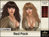 Amacci Hair ~ Coralee - Red Pack