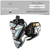 :::SOLE::: SA - Armtech Mk.6 (White Black)