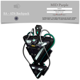 :::SOLE::: SA - AT6 Backpack (MID Purple)