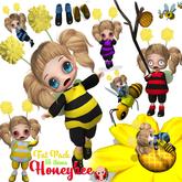 [ CHIBIT ] - Honeybee - FATPACK 16