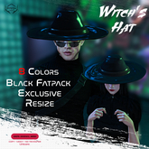 .:BISON:. WITCH'S HAT FATPACK
