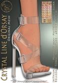 ***ArisArisB&W~Crystal Line d'Orsay~CUSTOM HUD (ADD)