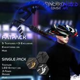 .:BISON:. Synchronize Combat AXE - FatPack - (Unpack)