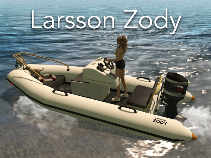 Get A 'Zody' For Great Fun On Blake Sea!