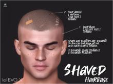 RELENTLESS Shaved Hairbase [EVOX]