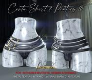 -[ Phy.Ka ]- 028/10 - Cinta Skirt + Panties