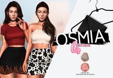 OSMIA - Sadie.Skirt [GROUP GIFT]