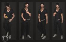 Secret Body - Casual Male - Poses