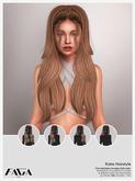 FAGA - HUD Unpack - Kalia Hairstyle - [PRO PACK]