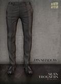 [Deadwool] Sean trousers (duke) - pin shadow