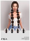 FAGA - HUD Unpack - Jina Hairstyle - [PRO PACK]