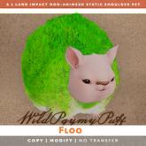 [The Emporium] Wild Pygmy Puff // Floo