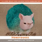 [The Emporium] Wild Pygmy Puff // Honeydukes