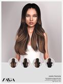 FAGA - HUD Unpack - Jamila Hairstyle - [PRO PACK]