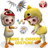 [ CHIBIT ] - Chick & Chicken - FAT PACK
