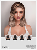 FAGA - HUD Unpack - School's day Hairstyle - [PRO PACK]