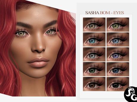::SG:: Sasha BOM Eyes