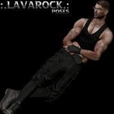 ..:LAVAROCK POSES:.Male Bento Pose-16