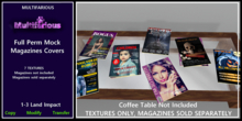 *M* FP Magazine Covers Collection (wear to unpack)