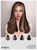 FAGA - HUD Unpack - Amy Hairstyle - [PRO PACK]