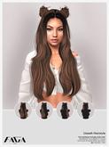 FAGA - HUD Unpack - Llaneth Hairstyle - [PRO PACK]