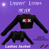 AC/DC Leather Jacket
