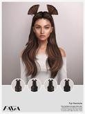 FAGA - HUD Unpack - Fuji Hairstyle - [PRO PACK]