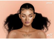 poema - #01 hair (wear to unpack)