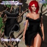Brillancia - Dress Stella black