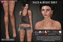 Izzie's - Face & Body Dirt